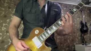 Here I Go Again - Whitesnake - (Live London 2006) - Guitar Cover