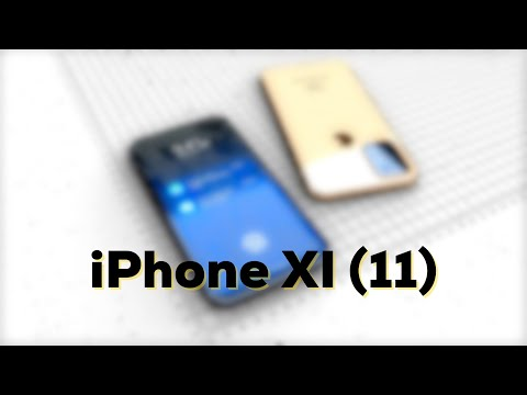 My thoughts on iPhone XI (11) concept based on Leaks