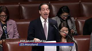 Rep. Raskin Manages Rule for The Voting Rights Act, H.R. 4