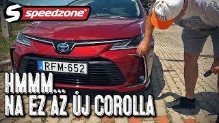 Toyota Corolla 1.8 Hybrid teszt: Hmmm...na ez az új Corolla
