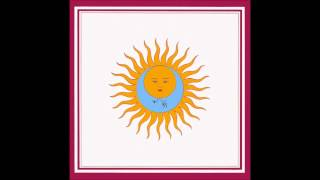 King Crimson - Book of Saturday (Alternate Take)