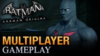 Batman: Arkham Origins - Multiplayer Gameplay #11