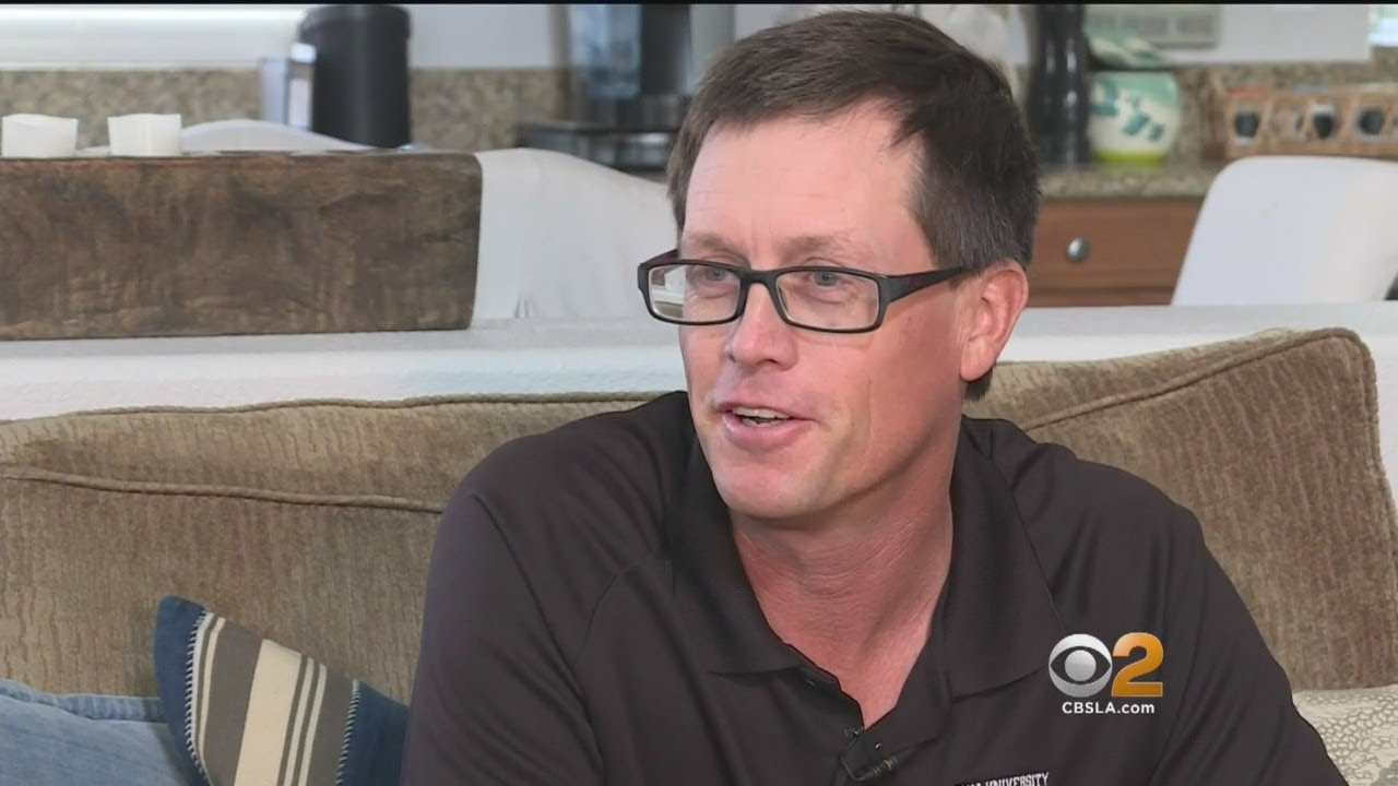 Only On 2: Popular Swim Coach Relates Story Of Being Shot By Man Breaking Into His Car