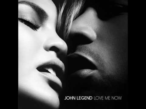 John Legend - Love Me Now [MP3 Free Download]
