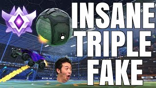 INSANE TRIPLE FAKE | MY BEST 1V1 GAMES IN A WHILE | PRO 1V1