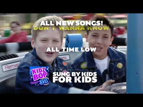KIDZ BOP 34 Commercial Backwards!