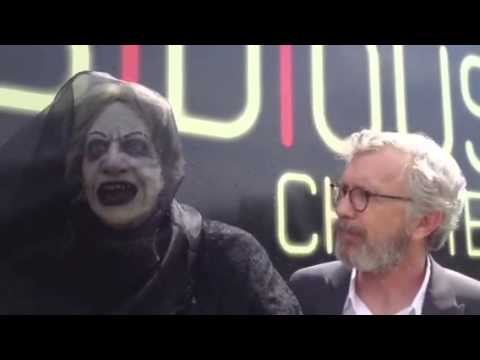 """Steve Coulter (Reg) talks about his time on """"The Walking De"""