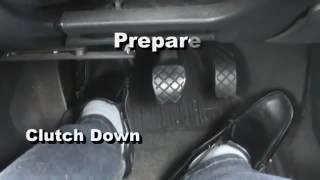 cara mengemudi mobil manual di tanjakan dan turunan