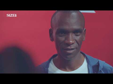 Interview with Eliud kipchoge