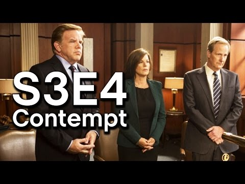 """The Newsroom """"Contempt"""" (S3E4) Review"""