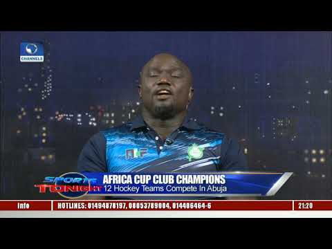 Africa Cup Club Champs: Kada Stars, Niger Flickers Represent Nigeria |Sports Tonight|
