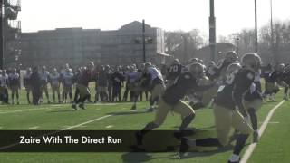 Notre Dame Practice Highlights (Apr. 9, 2014)