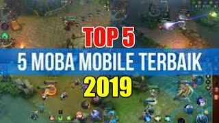 KEREN! 5 Game MOBA terbaik Android 2019