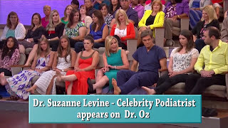 dr susanne levine with dr oz