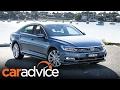 2017 Volkswagen Passat 206TSI R-Line review | CarAdvice