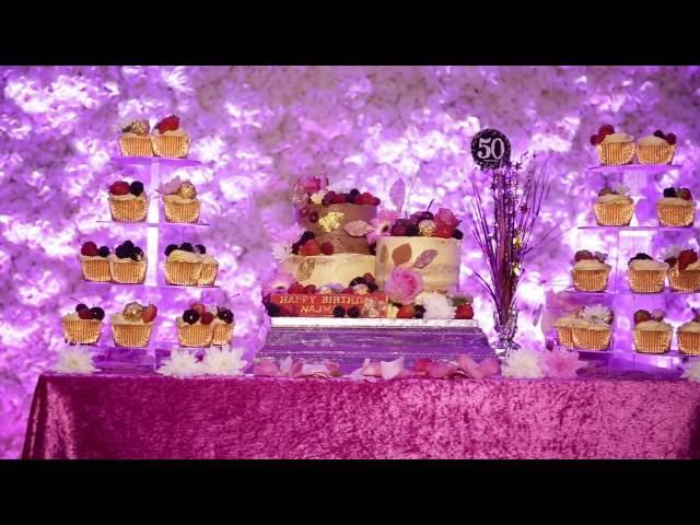 Nazma Birthday Highlights - Kala Chasma