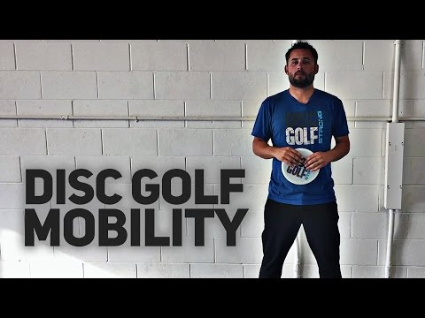 Disc Golf Mobility