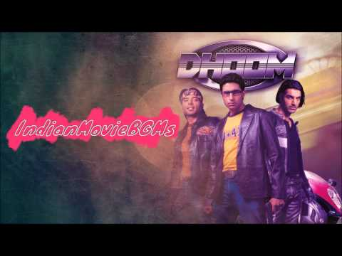 Dhoom Theme | Dhoom | IndianMovieBGMS