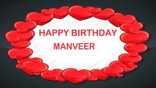 Manveer   Birthday Postcards & Postales - Happy Birthday