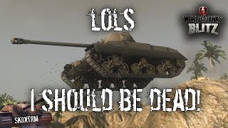 I Should Be Dead - lols - Wot Blitz