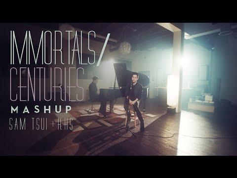 Immortals/Centuries MASHUP (Fall Out Boy) Sam Tsui & KHS | Sam Tsui