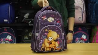 Обзор рюкзака в школу ???? #Kite #Education модель 518 коллекции 2019