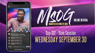 MSOG Online Revival - Day 132 - Wednesday, September 30, 2020
