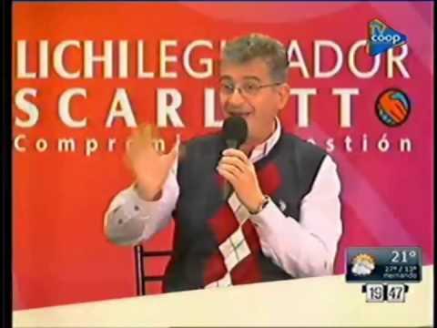 MESA DEL DEBATE JOSE LUIS SCARLATTO  RADIO IMAGEN