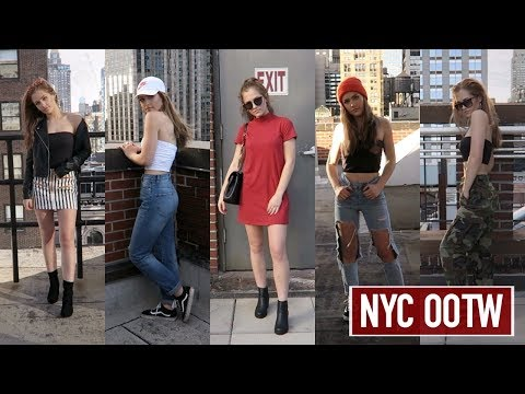 NEW YORK CITY OOTW/LOOKBOOK! | Mel Joy