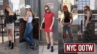NEW YORK CITY OOTW/LOOKBOOK!   Mel Joy
