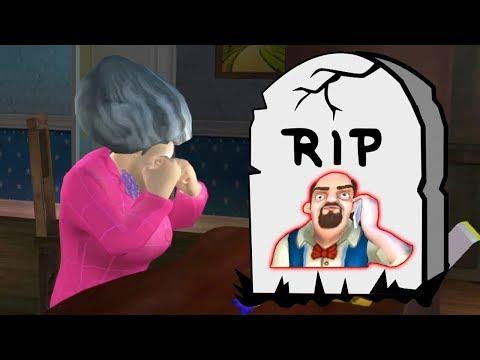 ГОРЕ МИСС ТИ плачет Злая Учительница Scary Teacher 3D ДЕЛАЮ КОНЦОВКУ против Miss T