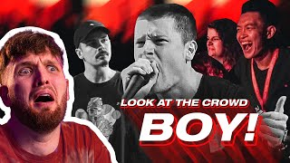 Analysis: D-LOW vs COLAPS   Grand Beatbox Battle 2019