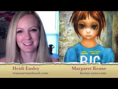 Margaret Keane Interview