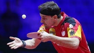Timo Boll vs Darko Jorgic | German League 2019