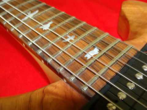 Guitarra pluma de cedro luthier youtube for Guitarras de luthier