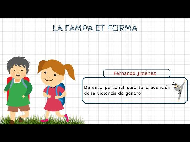 Formació FAMPA: Fernando Jiménez (policía local)