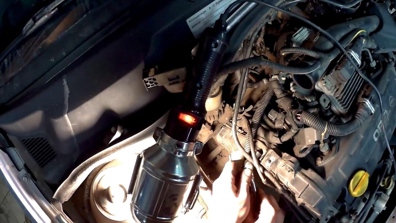 Замена ремня ГРМ Opel Astra G Car repair ремонт автомобилей