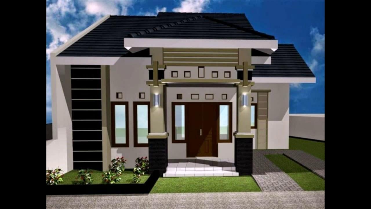 Rumah Sederhana Di Desa Keren 2020 Rumah Minimalis Modern