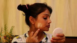 make your own liquid foundation at home according to your skin type and shade MEENAKSHI JHA