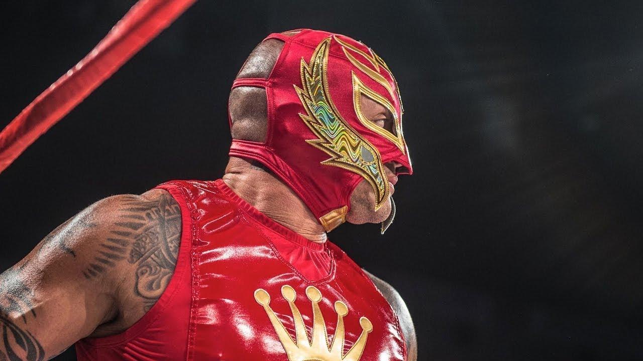 rey mysterio vs alberto el patron pro wrestling world cup mexico