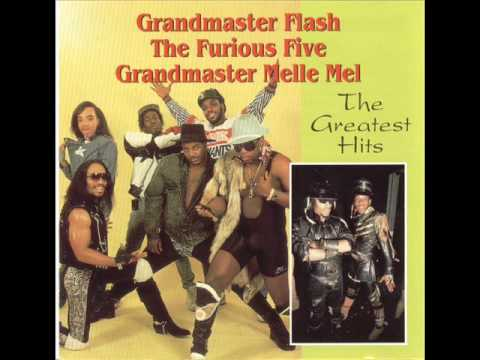Grandmaster Flash & the Furious Five - Freedom