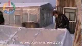 Прогрев грунта в теплице системой отопления «HeatLife»(, 2014-03-13T10:44:17.000Z)