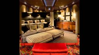 Small Home theater seating ideas