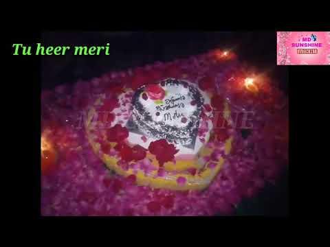 Tu Heer Meri//Romantic Couple//Whatsapp Status//MD SUNSHINE