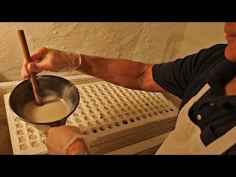 Making Our Rum Raisin Cream Centers