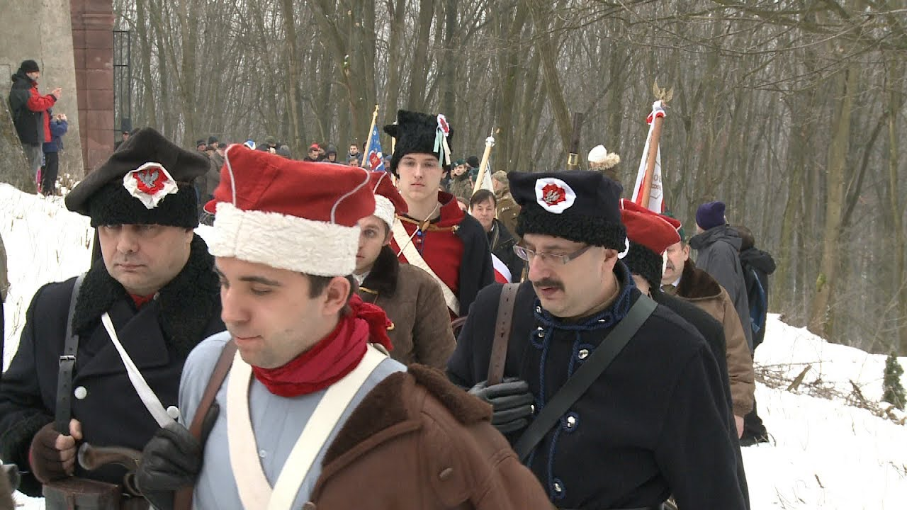 Uczcili pamięć Powstańców 1863 roku – ITV Kielce