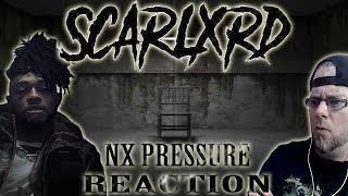 METALHEAD REACTION to scarlxrd (NX PRESSURE)