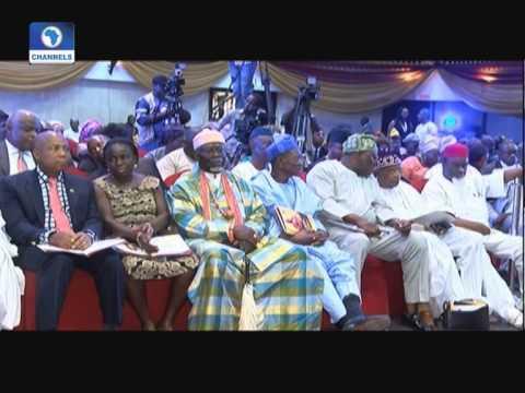 Metrofile: Thabo Mbeki Wins The Obafemi Awolowo Prize In Leadership