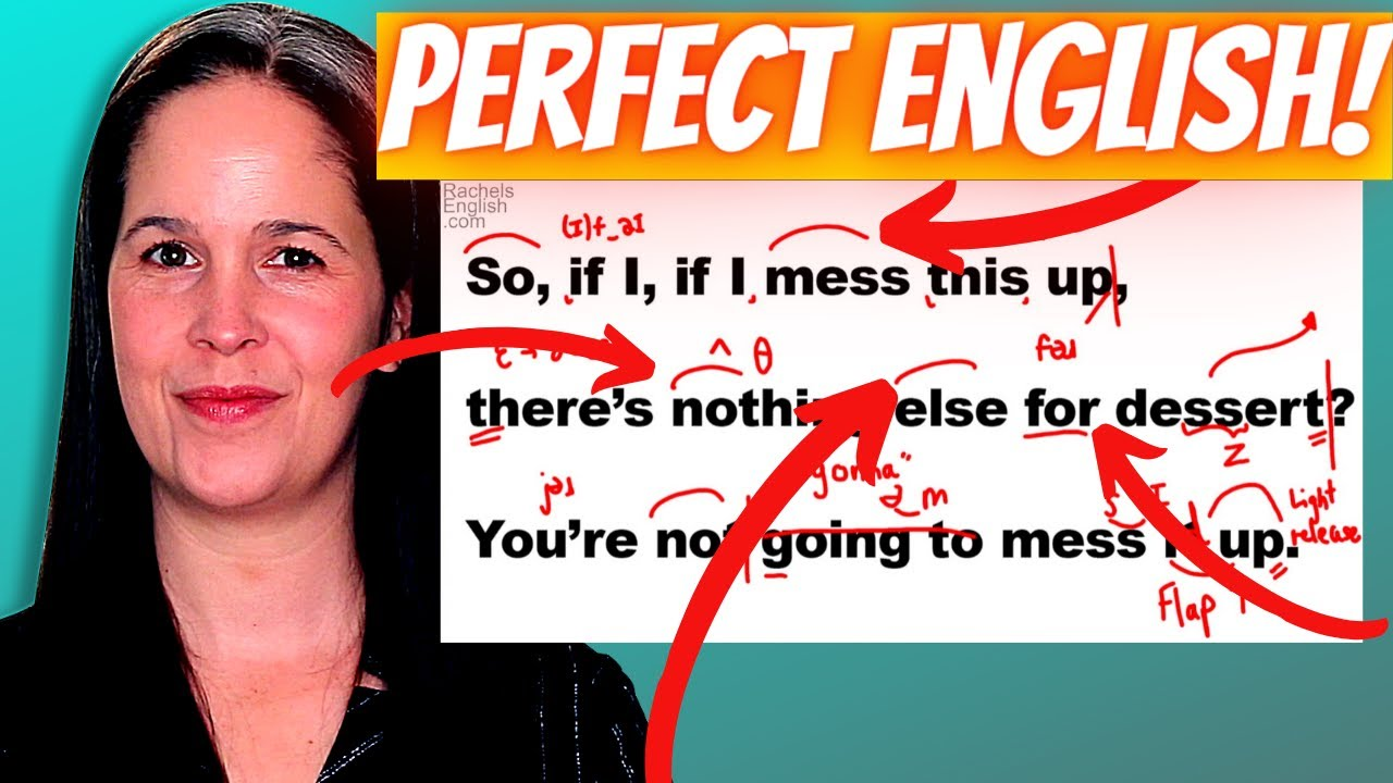 Learn English: How to Speak English Well | English Speaking Lesson | Rachel's English