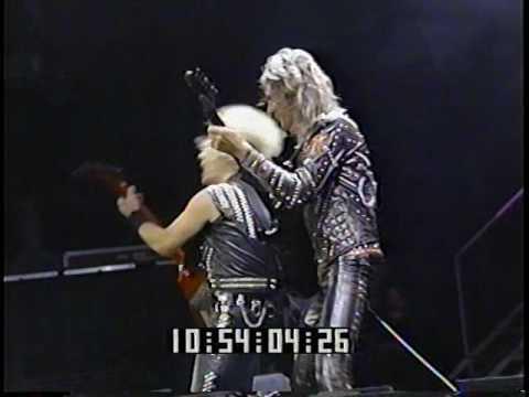 Judas Priest, Metal Gods, 1991.07.12. USA. CA. Irvine Meadows. PRO-SHOT